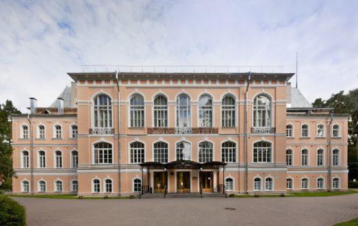 Лечебный корпус санатория Сестрорецкий курорт