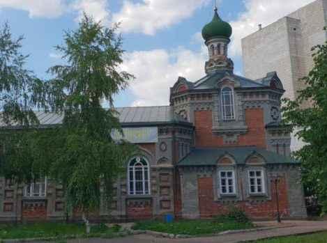 Храм Святителя Варсонофия Казанского
