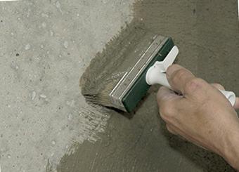 Адгезионная грунтовка для бетона перед нанесением ремонтных составов