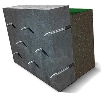 Инъектирование бетона для восстановления несущей способности