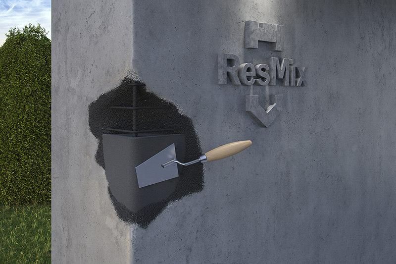 Тиксотропный ремонт бетона