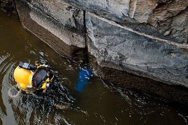 Подводный ремонт конструкций