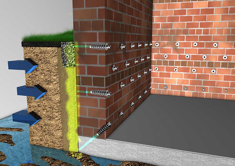 Технология применения акрилатного геля
