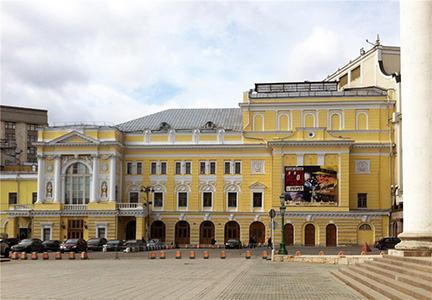 Российский академический молодежный театр (РАМТ)