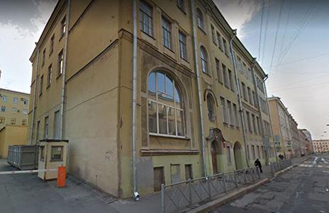 Школа. Фонарный переулок д.4