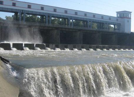 Belorechenskaja gidrojelektrostancija