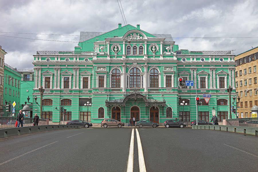 Bol'shoj dramaticheskij teatr imeni G. A. Tovstonogova