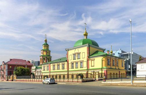 Cerkov' Soshestvija Svjatogo Duha