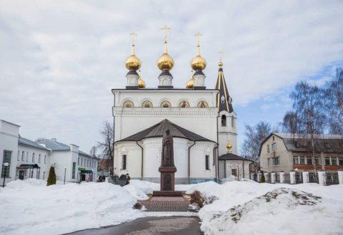 Реставрация Городецкого Феодоровского мужского монастыря