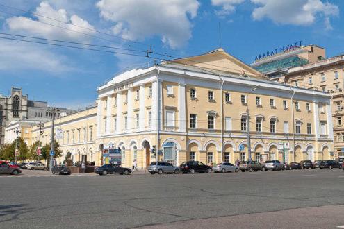 Gosudarstvennyj akademicheskij Malyj teatr Rossii
