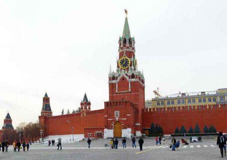 Gosudarstvennyj istoriko-kul'turnyj muzej-zapovednik Moskovskij Kreml' Steny Moskovskogo Kremlja