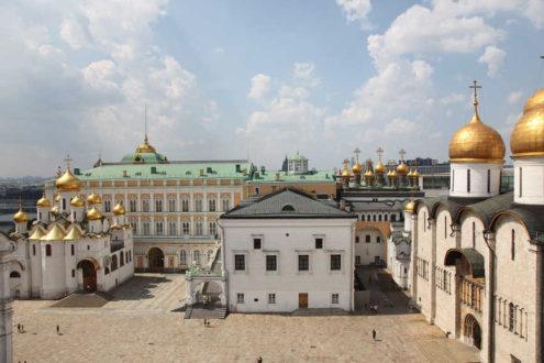Gosudarstvennyj istoriko-kul'turnyj muzej-zapovednik Moskovskij Kreml'. Konferenc-zal.