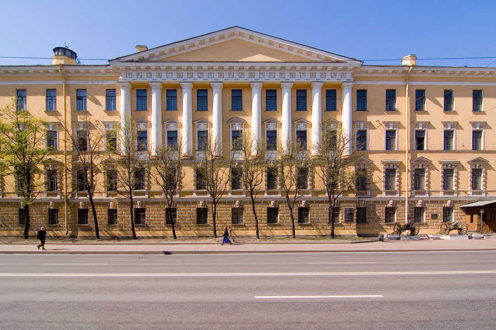 Mihajlovskaja voennaja artillerijskaja akademija