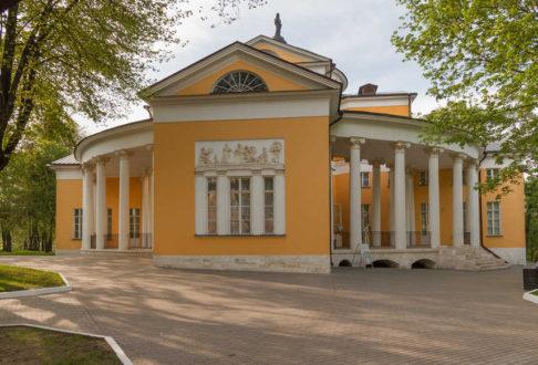 Muzej-zapovednik Usad'ba Ljublino (dvorec N. A. Durasova)