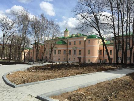 Novo-Ekaterininskaja bol'nica (Mosgorduma)