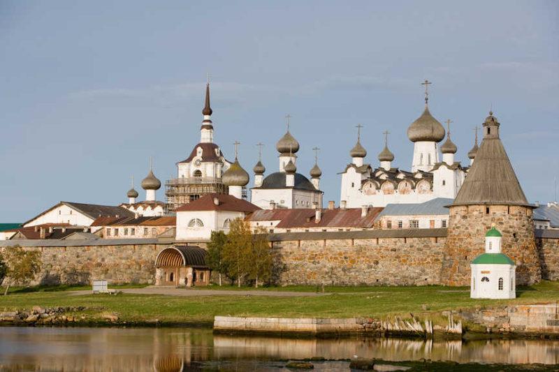 Spaso-Preobrazhenskij Soloveckij muzhskoj monastyr'