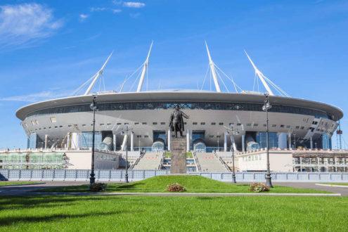 Stadion Gazprom-Arena