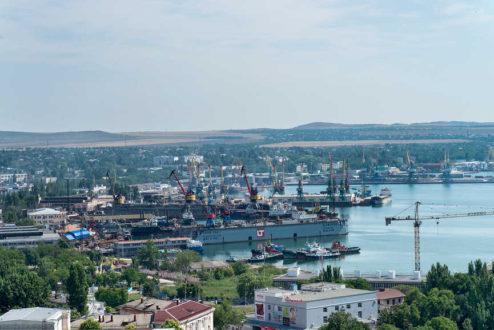Судостроительный завод Залив, Керчь