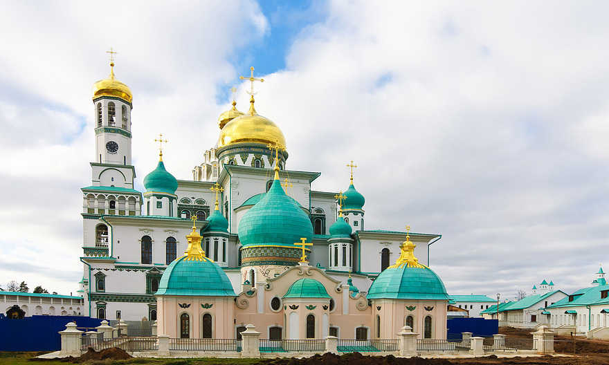 Voskresenskij Novo-Ierusalimskij Stavropigial'nyj muzhskoj monastyr'