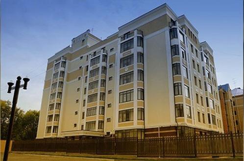 Жилой дом 3 по ул. Айвазовского, Казань