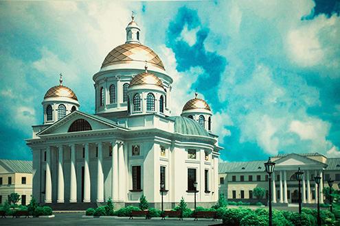 Собор Казанской иконы Божией Материи