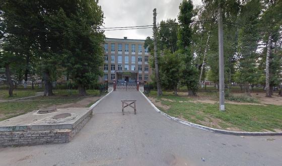 Школа № 15, Казань