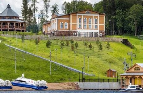 Резиденция Плес