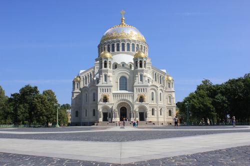 Реставрация Морского Никольского собора