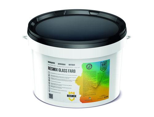 Защитная краска для дерева Resmix Glass Farb