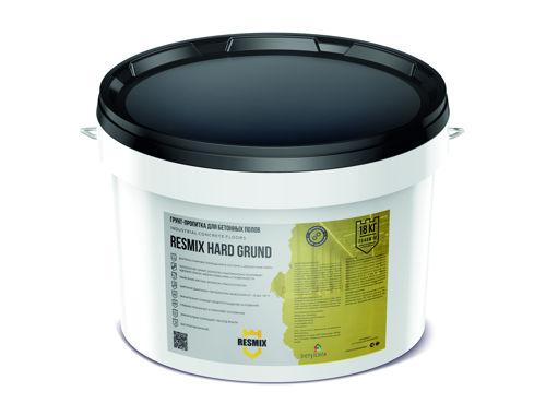Упрочняющая пропитка для бетонных полов Resmix Hard Grund